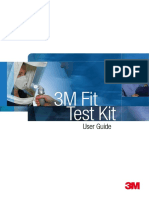 3M fit test kit