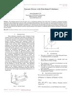 Balancing of Dynamic Rotors with Distributed Unbalance