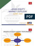 Indian Equity Market June09