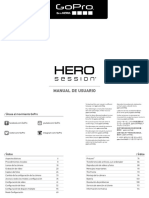 Manual GoPro Hero Session