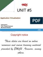 Unit 5 Application Virtualization (1)