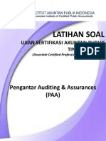 12-ACPAI Latihan Soal Pengantar Auditing Dan Asurans