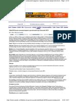 Ghidul EFNS Pentru Tratamentul Migrenei