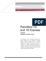 PM1D 1DExpress Tutorial