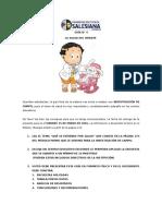 BIOLGIA  INFANTIL -GUÍA N° 4