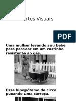 Artes Visuais - Imagens