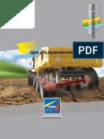 ADR Geplasmetal Ejes y Suspensiones