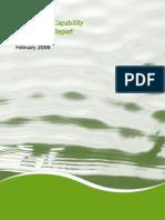 Model Land Capability Assessment Report
