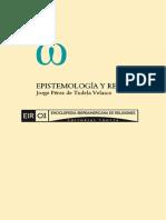 Epistemología y religión