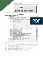 15. Columnas de Contacto