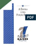 Aescola e sua função social.pdf