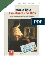 Gala, Antonio - Las afueras de Dios (doc).doc