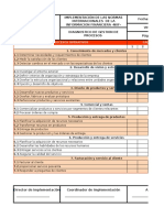 Formato Diagnostico Gestion de Procesos