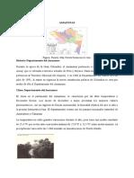 Departamento Amazonas Erika Garcia