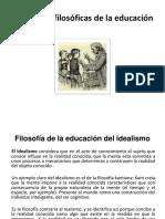 Tema 3 Posturas Filosóficas de La Educación(1)