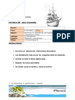 Ficha 12 Lenguaje Unidad 4to Clase 23