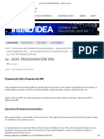 Java_ Programación Mdi - Código Java Libre