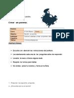 Ficha 9 Lenguaje Unidad 4to Clase 17
