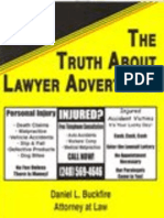 The Truth About Lawyer Advertising Handbook