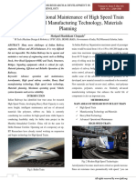 -Upload-749214Advanced Operational Maintenance of High Speed Train With Heavy Haul Manufacturing Technology, Materials Planning (2)