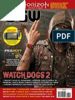 Electronic Game World - Edição 177 (2016)