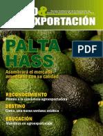 Revista Agro & Exportación N° 18