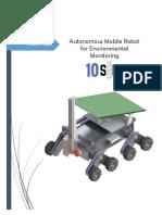 10SILE - Autonomous Mobile Platform for Environmental Monitoring