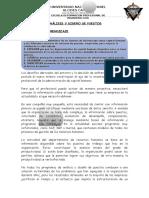 ANALISIS DE PUESTOS DE TRABAJO