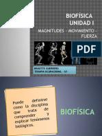 Capítulo I - Biofísica