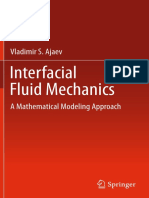 Interfacial Fluid Mech