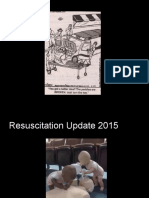 2015 CPR and ECC Guidelines Update
