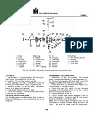 Cummins NT-855 Series pdf | Internal Combustion Engine | Piston