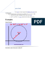 Equation of a Circle.doc