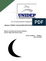 Porta - (TAIC) Teoria y Aplicacion Institucional Del Color Ulises Romero