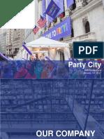 PRTY Party City Jan 2017 ICR DEck