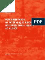 Guia Orientador Da Intervena Aao Psicolaogica Nos Problemas Ligados Ao Aalcool 2016
