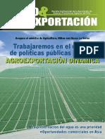 Revista Agro & Exportación N° 25