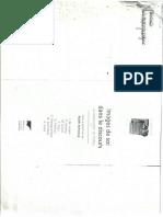 Images de Soi Dans Le Discours, Amossy 1999