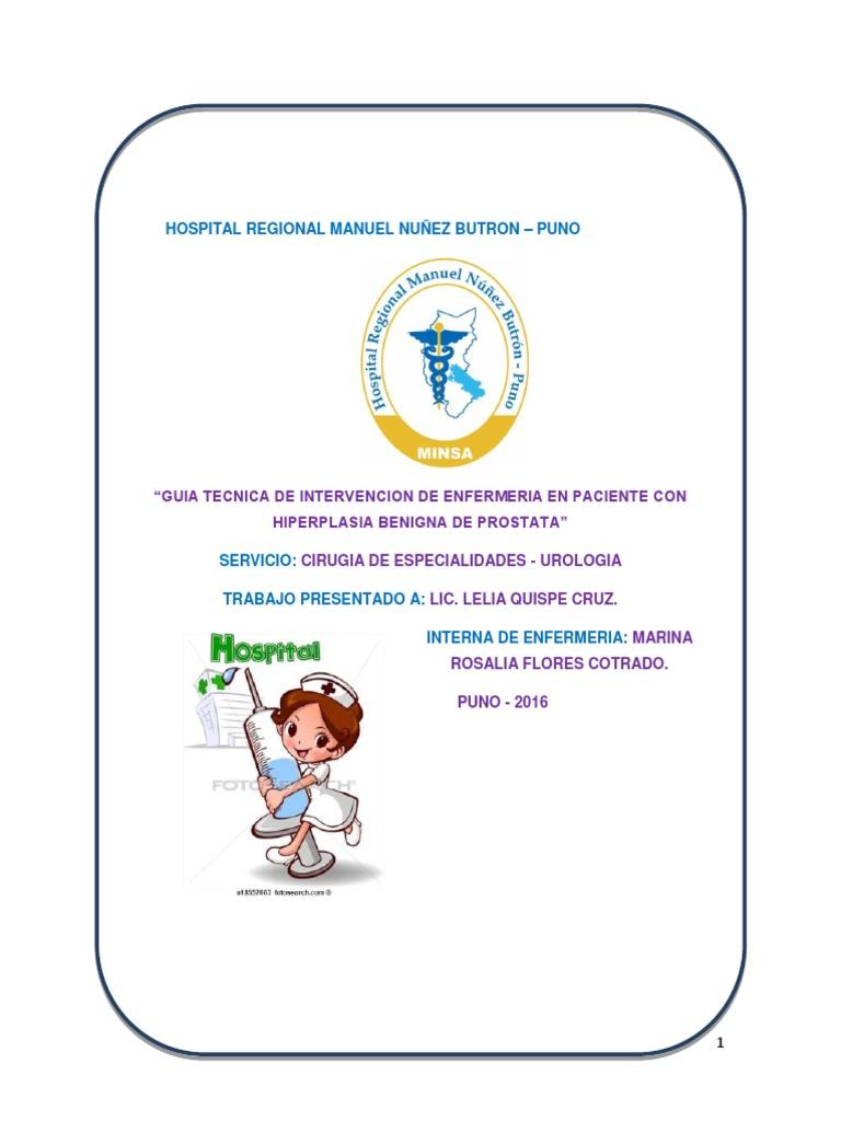 hiperplasia benigna da prostata pdf