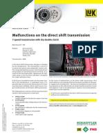Si Luk 0041 Malfunctions on the Direct Shift Transmission de en Preview