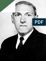 H. P. Lovecraft - The Disinterment