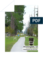 Bloomingdale comprehensive plan