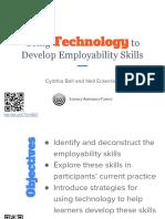Using Technology to Develop Employability.pptx