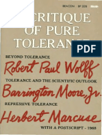 Robert Paul Wolff, Barrington Moore Jr., Herbert Marcuse-A Critique of Pure Tolerance.pdf