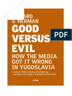 1efa1aa7c66 Edward S. Herman - Good versus Evil - How the Media got it Wrong in