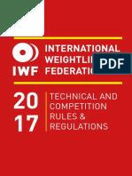 IWF Rule Book 2017