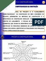 11.0 - Planejamento Computadorizado Da Construção