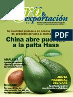 Revista Agro & Exportación N° 33