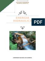 Energia Hidraulica Informe