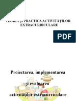Curs 3_Proiectarea, Implementarea Si Evaluarea Activ Extracurriculare